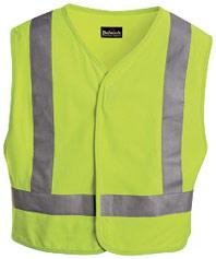 Bulwark Flame Resistant Hi-Viz Safety Vest