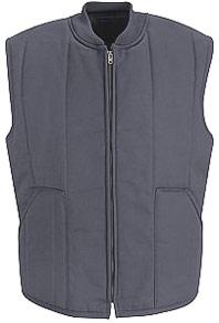 Quilted Work Vest