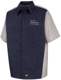 Hyundai Assurance Car Care Express Tech Short Sleeve Shirt