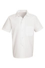 Gripper Front Cook Shirt