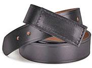 No-scratch Leather Belt