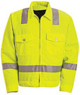 Hi-Visibility Ike Jacket - Class 2, Level 2
