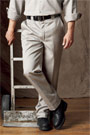Men's No-Iron Work Pant